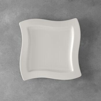 NewWave plat carré 34 x 34 cm