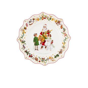 Annual Christmas Edition Assiette dessert 2021 24x24cm