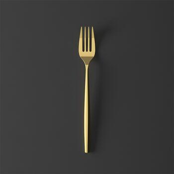 MetroChic d'Or Fourchette à dessert 185mm