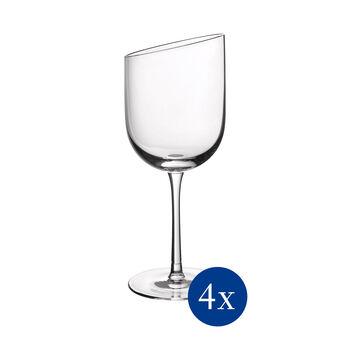 NewMoon ensemble de verres à vin rouge, 405ml, 4pièces