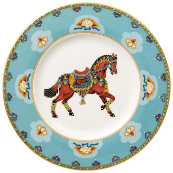 Samarkand Aquamarin assiette à dessert