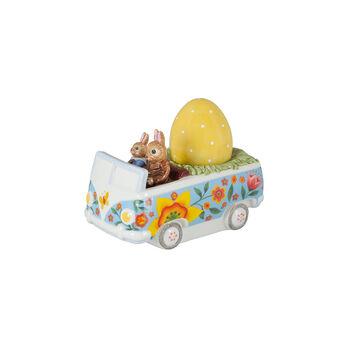 Bunny Tales figurine bus, multicolore