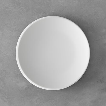 NewMoon assiette à dessert, 24cm, blanche