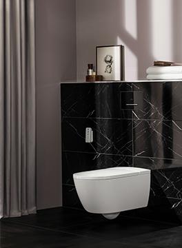WC : qualité de la marque Villeroy & Boch