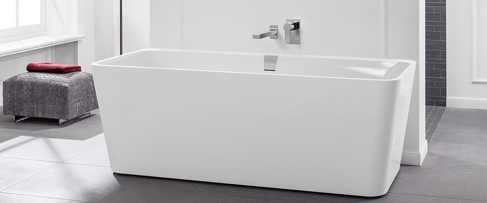 baignoire en lot villeroy boch. Black Bedroom Furniture Sets. Home Design Ideas