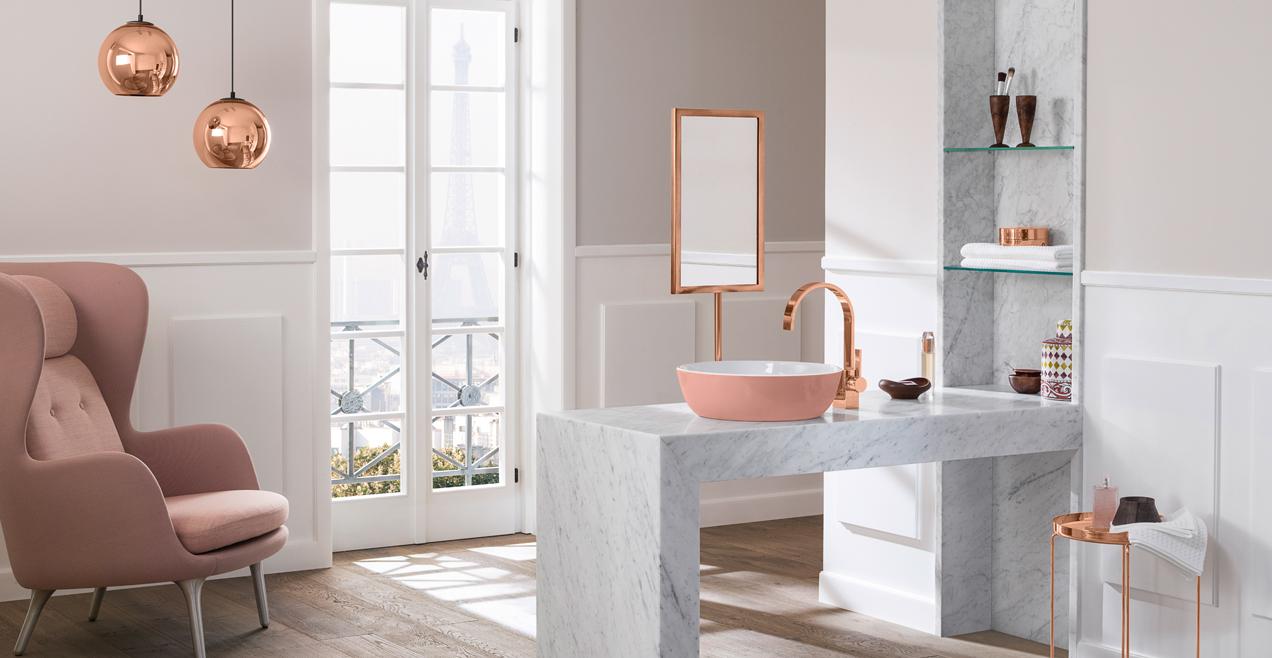 Tendances de salles de bains - Un bien-être au niveau maximum ...