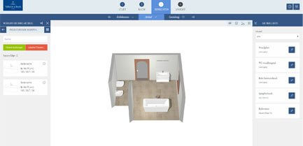 badplaner - das eigene traumbad online gestalten | villeroy & boch, Badezimmer