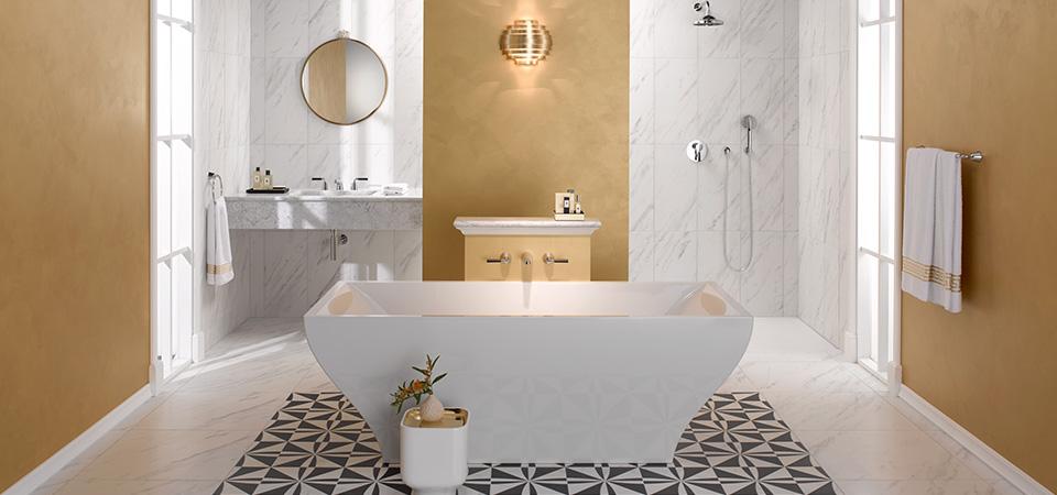 individuelle raumlösungen für jedes badezimmer - villeroy & boch, Design ideen