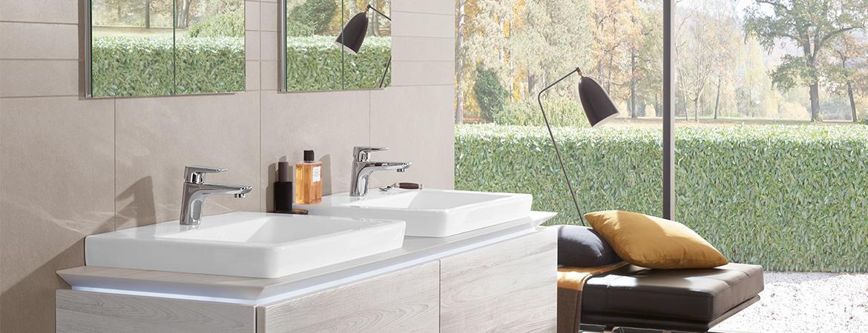 Lavabos et vasques de Villeroy & Boch