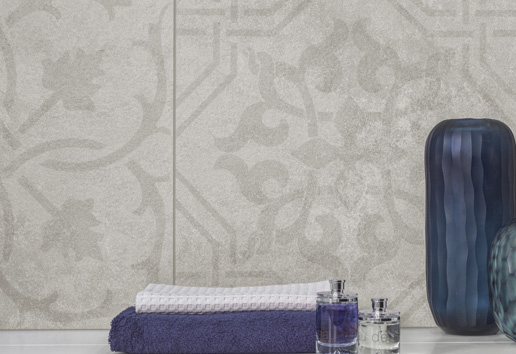 Collection Newtown - Faience cuisine et tapis luxembourg