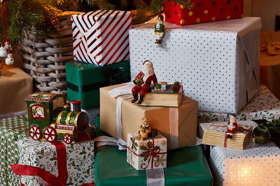 Weihnachtsgeschenke von Villeroy & Boch