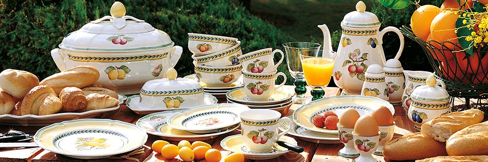 French Garden - Une vaisselle au style champêtre - Villeroy & Boch