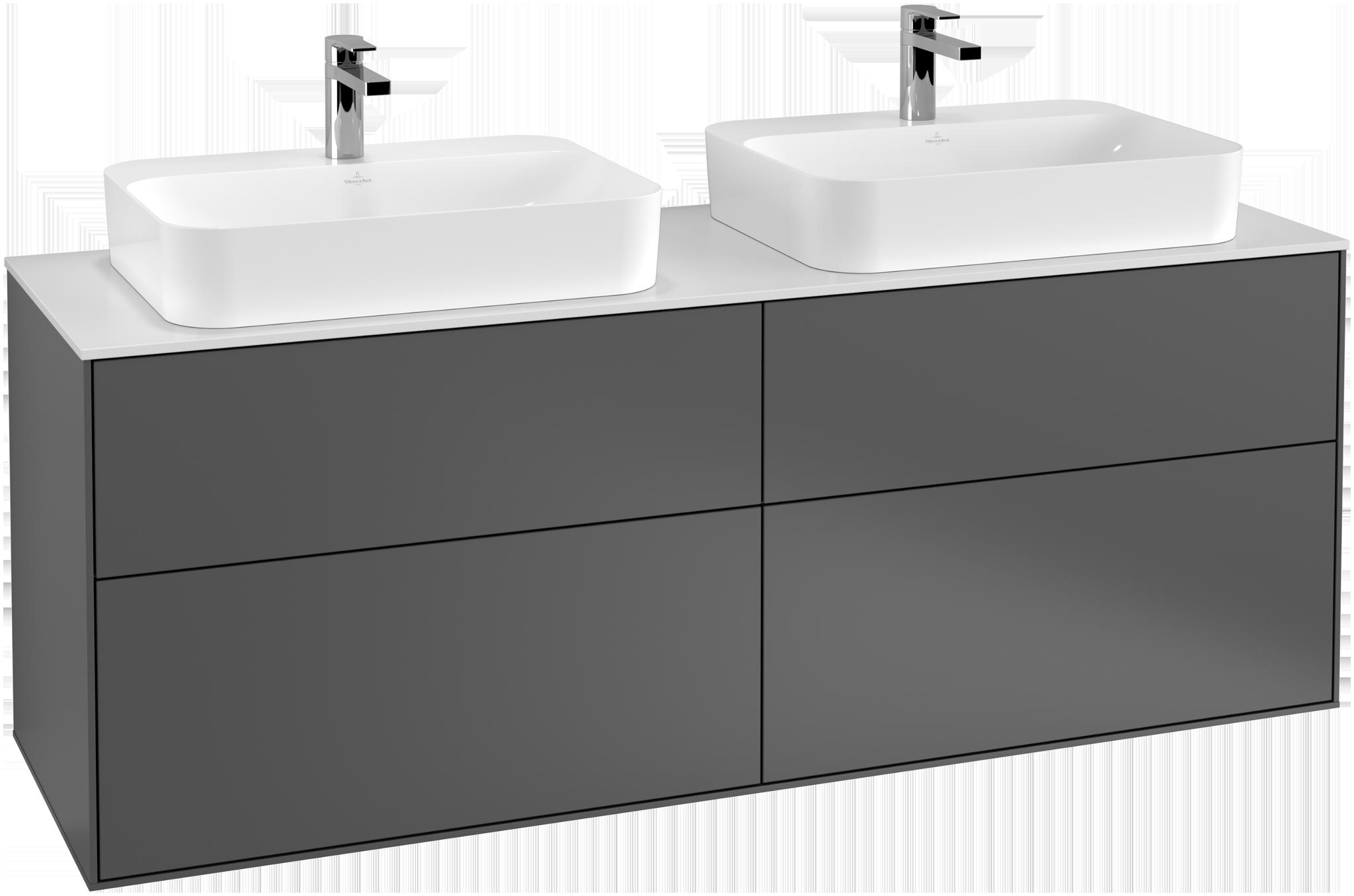 finion waschtischunterschrank f43 villeroy boch. Black Bedroom Furniture Sets. Home Design Ideas