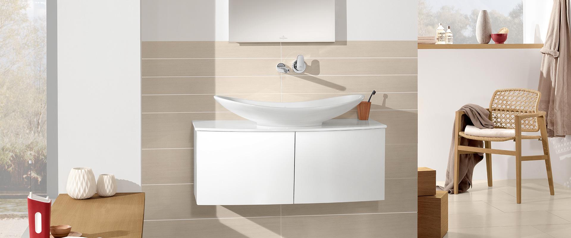 kollektion my nature von villeroy & boch ? design neuer leichtigkeit - Badezimmer Villeroy Boch
